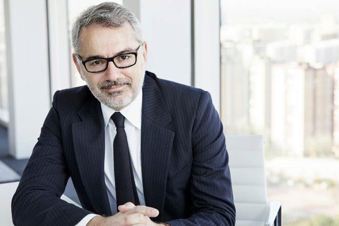 Marc Puig es el presidente de la empresa familiar Grupo Puig.