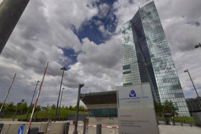 El arsenal del BCE, sin límites