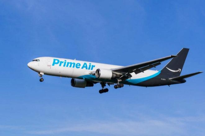 Amazon surca los cielos de EEUU con 80 aviones