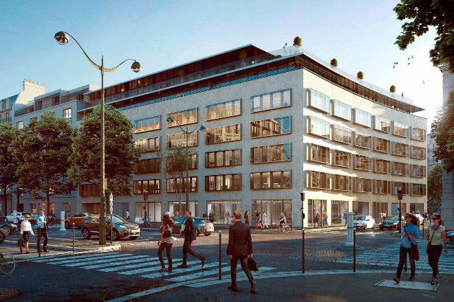 Colonial será el casero de Goldman Sachs en París