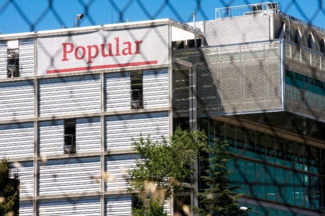 Banco Popular cumple el tercer aniversario de su caída con pocos avances en el frente legal
