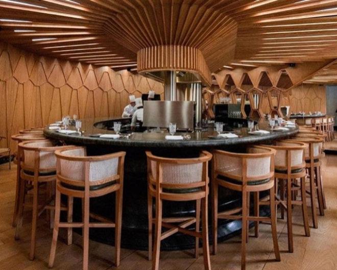 ABarra, con una estrella Michelin, es otro de los restaurantes incluidos en la plataforma.