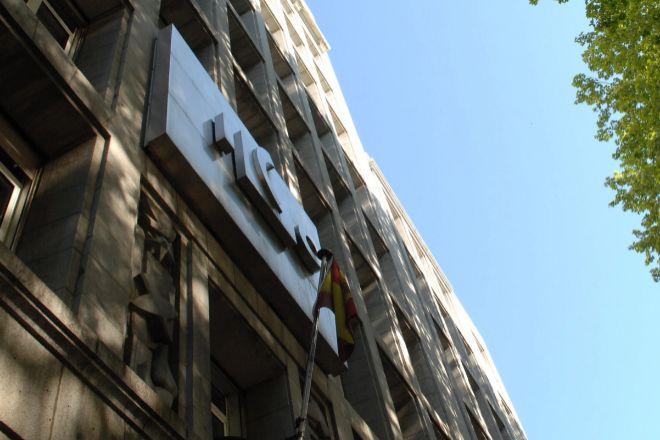 Sede del ICO, en Madrid.