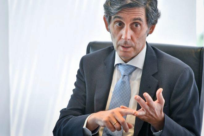 José María Álvarez-Pallete es el presidente ejecutivo de...