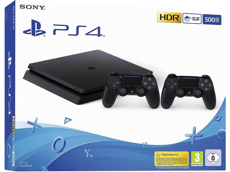 Consigue la PS4 de Sony más barata que nunca gracias al inminente lanzamiento de la PlayStation5