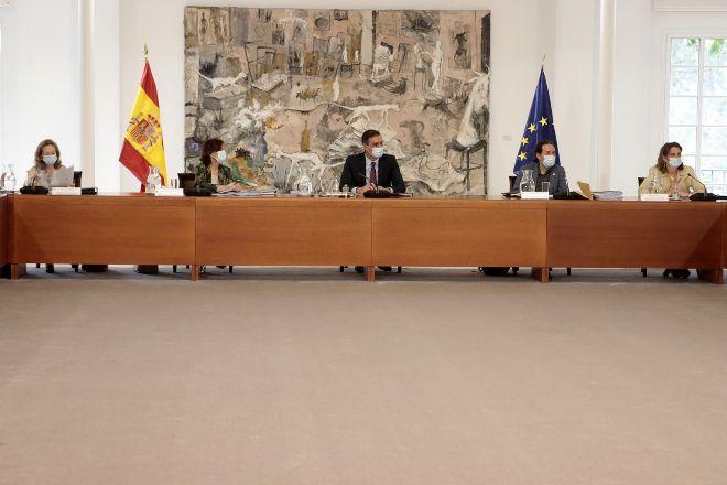 Consejo de Ministros de la semana pasada.