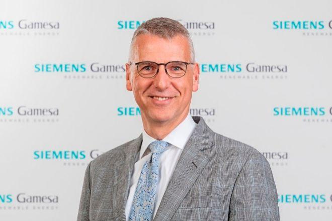 Andreas Nauen, nuevo consejero delegado de Siemens Gamesa.