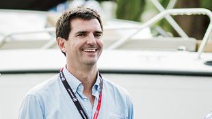 El director gerente de Touron, Fernando Giquel.