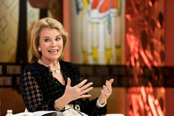 Teresa Carlson, vicepresidenta mundial de AWS.