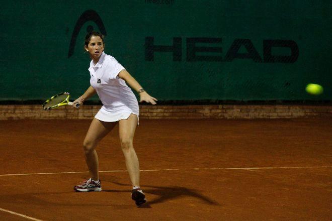 Torneo de tenis en Barcelona, en una imagen de archivo.