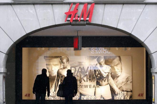 Tienda de H&M. EFE EFE