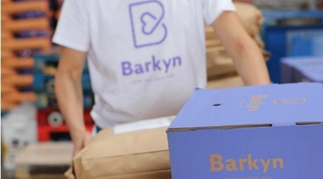 Barkyn ha vendido más de 145 toneladas de comida para perros sólo...
