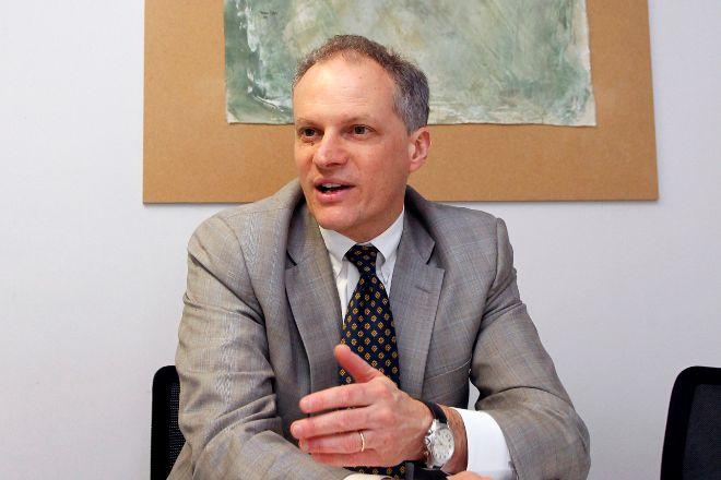 Alejandro Werner, director del Departamento del Hemisferio Occidental del FMI.