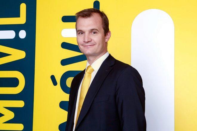Meinrad Spenfer es el consejero delegado de MásMóvil.