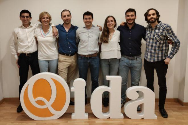 El equipo de Qida.