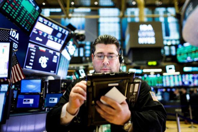 Wall Street vive el mejor trimestre en dos décadas