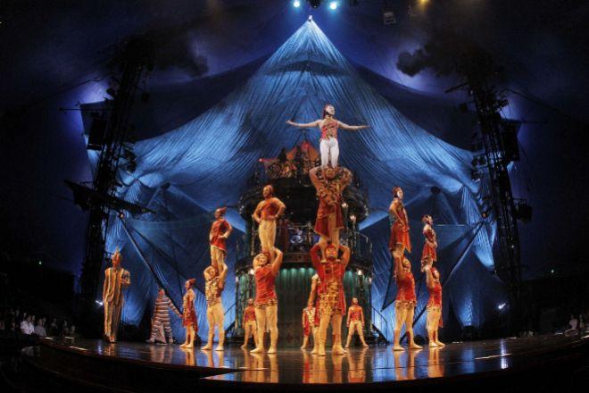 Cirque du Soleil se declara en quiebra y presenta un plan de  reestructuración | Empresas