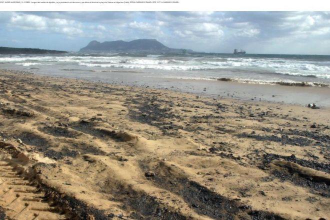 Playa de Algeciras, el municipio gaditano donde es más rentable invertir en España.