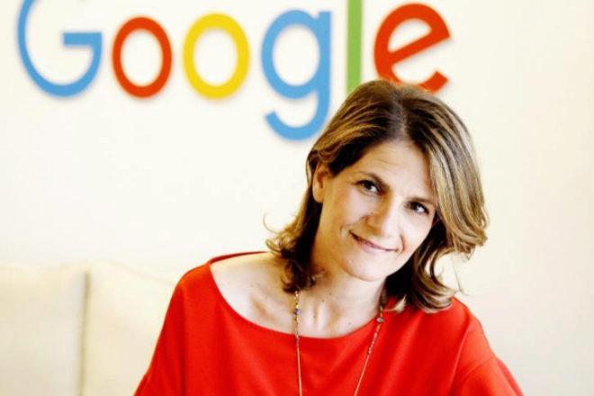 Fuencisla Clemares es directora general de Google en Españay Portugal desde 2016.
