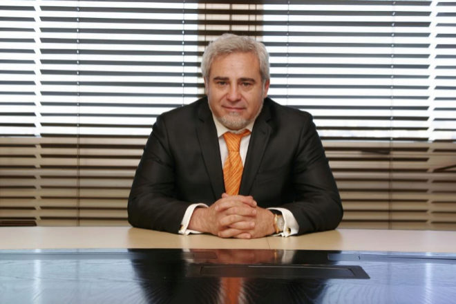 Félix Abánades, presidente y máximo accionista de Quabit.