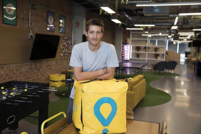 Óscar Pierre es fundador y consejero delegado de Glovo.