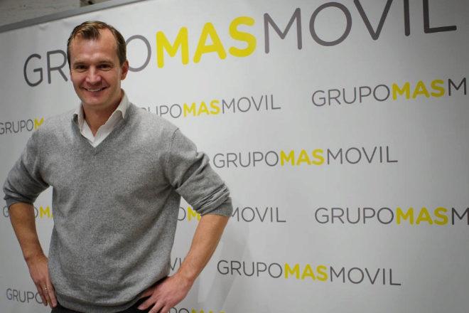 MásMóvil confirma sus objetivos financieros en el rango bajo para 2020