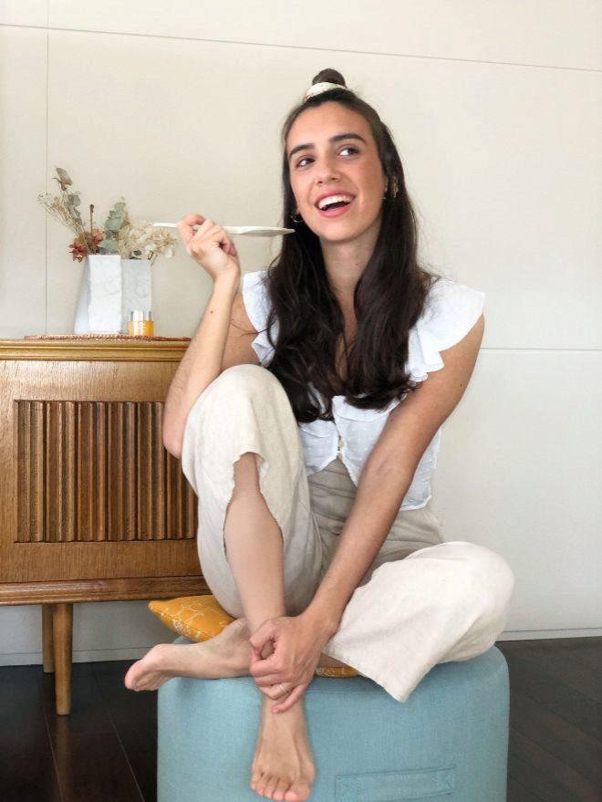 Rebeca Toribio, fundadora de Superchulo.