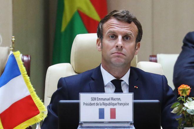 Dimite el primer ministro francés, Édouard Philippe