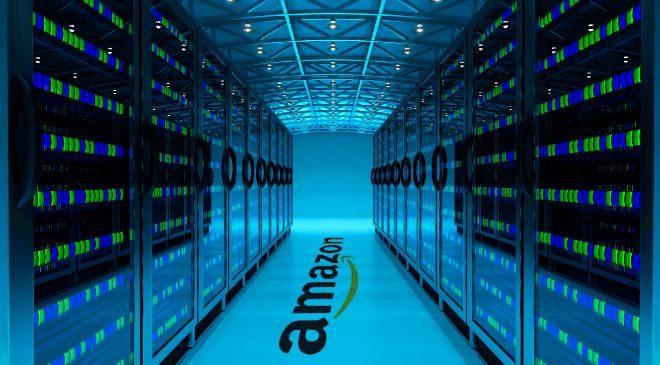 Centro de datos de Amazon
