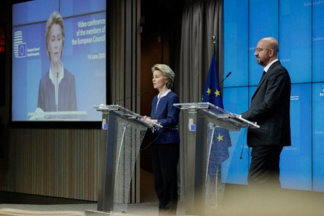 La UE intenta salvar el plan de recuperación con recortes en el presupuesto...