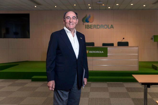 Ignacio Sánchez Galán presidente de Iberdrola.