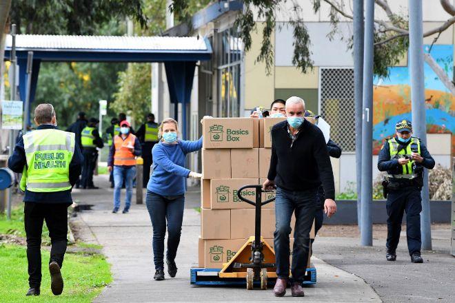 Australia cierra frontera entre dos estados por contagios