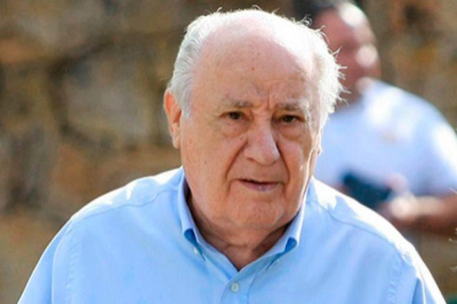 Amancio Ortega, fundador y máximo accionista de Inditex.