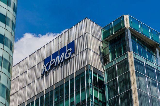 Sede de KPMG en Canay Warf, Londres.