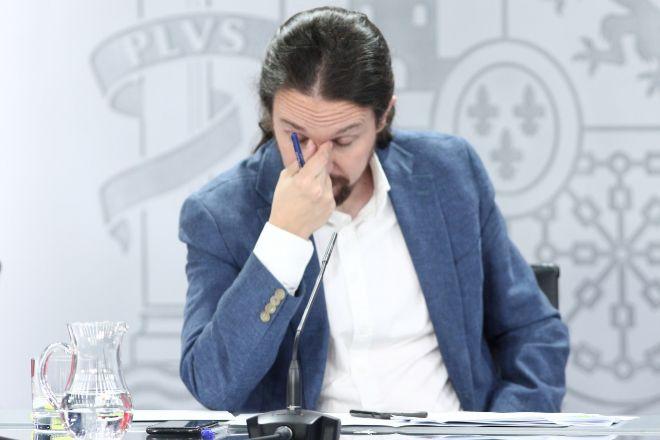 El vicepresidente segundo del Gobierno Pablo Iglesias.