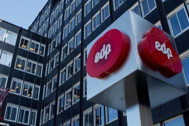 Sede de EDP en Oviedo.