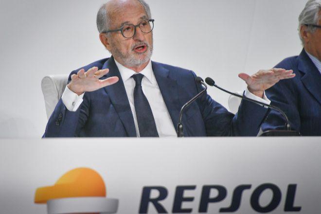 Antonio Brufau, el presidente de Repsol.