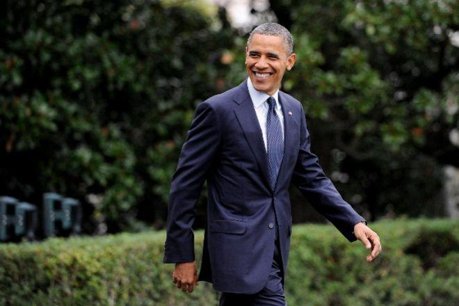 El ex presidente de los Estados Unidos, Barack Obama.