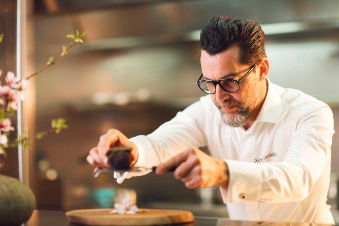 El chef Quique Dacosta.