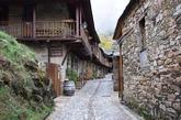 Peñalba de Santiago puede presumir de ser la localidad con menos...
