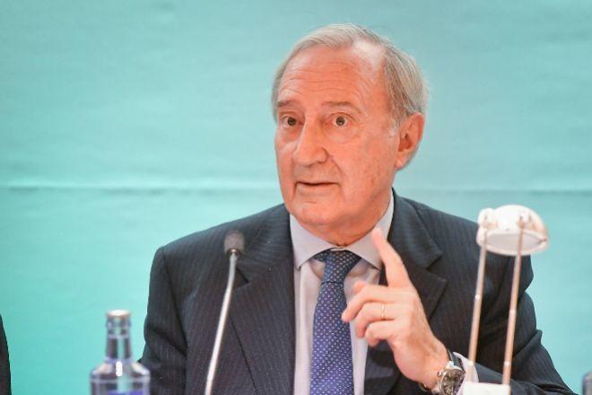 Juan López-Belmonte, presidente de Rovi.