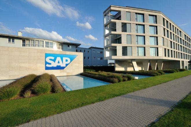 Sede de Sap en Walldorf (Alemania).