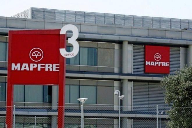 Sede de Mapfre en Alcobendas (Madrid).