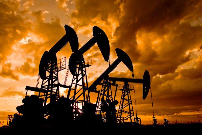 Pozos petrolíferos.