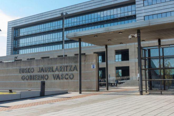 Sede del Gobierno vasco en Vitoria