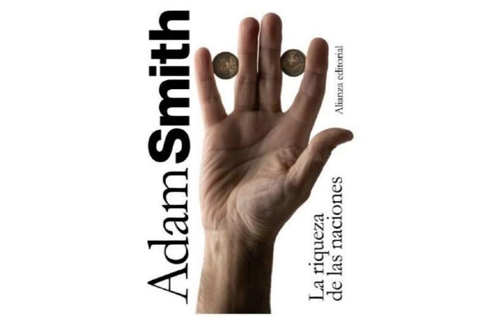 Manuales de economía y grandes clásicos de Adam Smith o Keynes