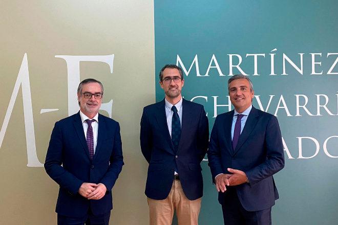 Martínez-Echevarría incorpora a Gonzalo Cerón como socio