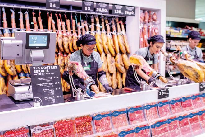 Mercadona es uno de los supermercados que se integra en la patronal Asedas.