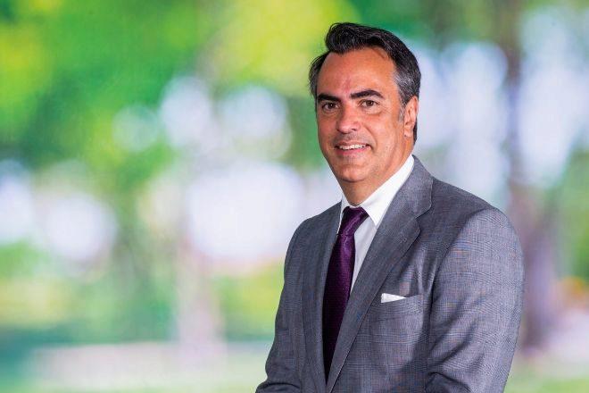 Jaime Pascual-Sanchiz, consejero delegado de Savills Aguirre Newman