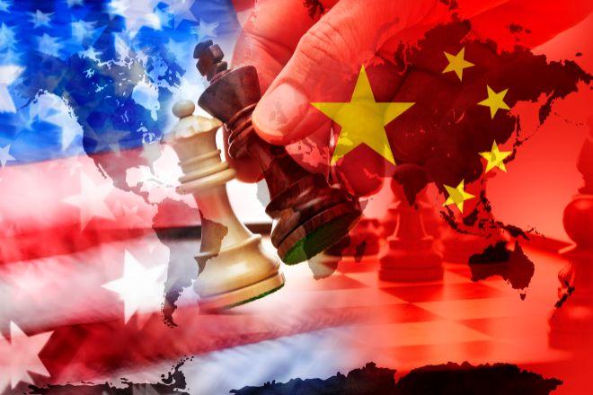 Recreación de disputas entre EEUU y China